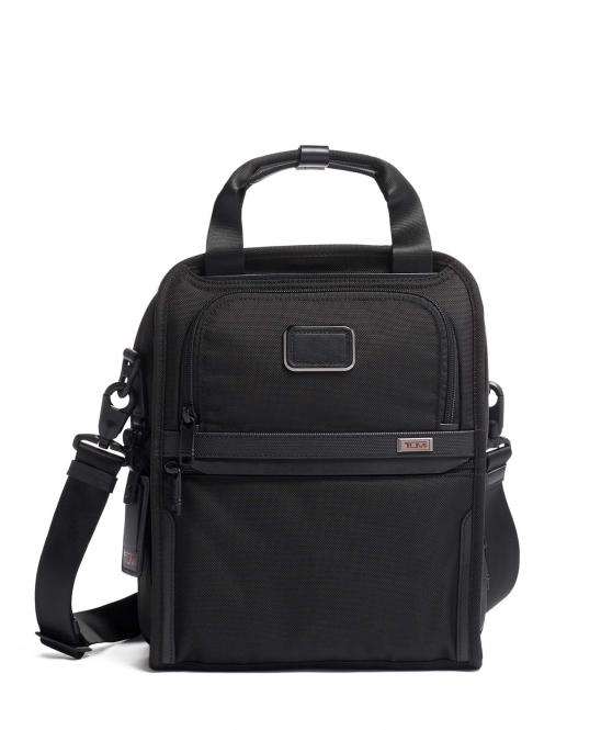 Medium Travel Tote Umhängetasche black
