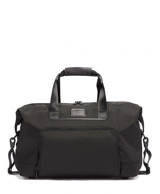 Reisetasche, zweifach erweiterbar black