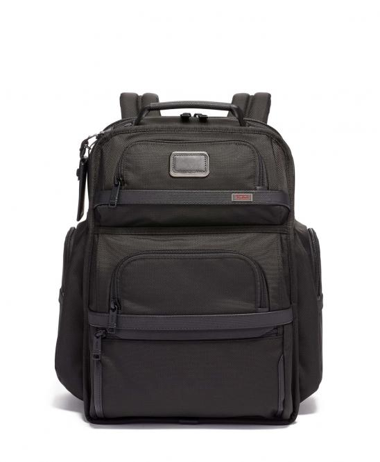 T-Pass Business Class Brief Pack aus Ballistic Nylon black