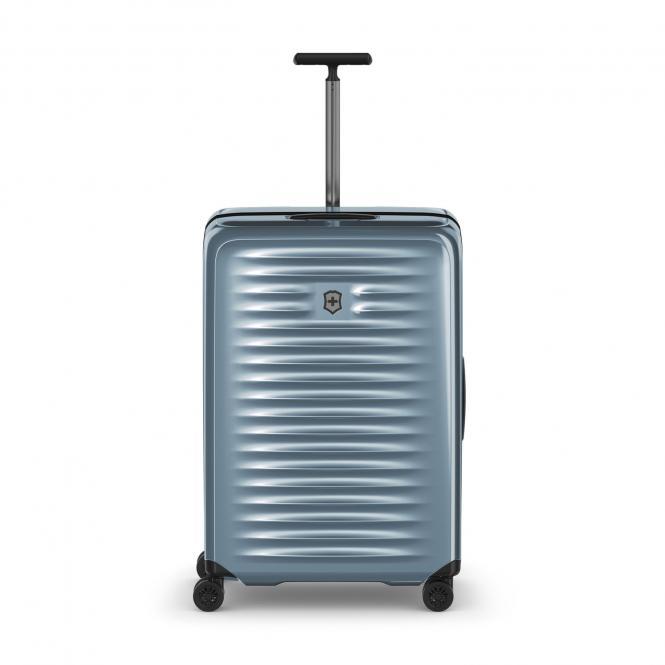 Large Hardside Case Light Blue
