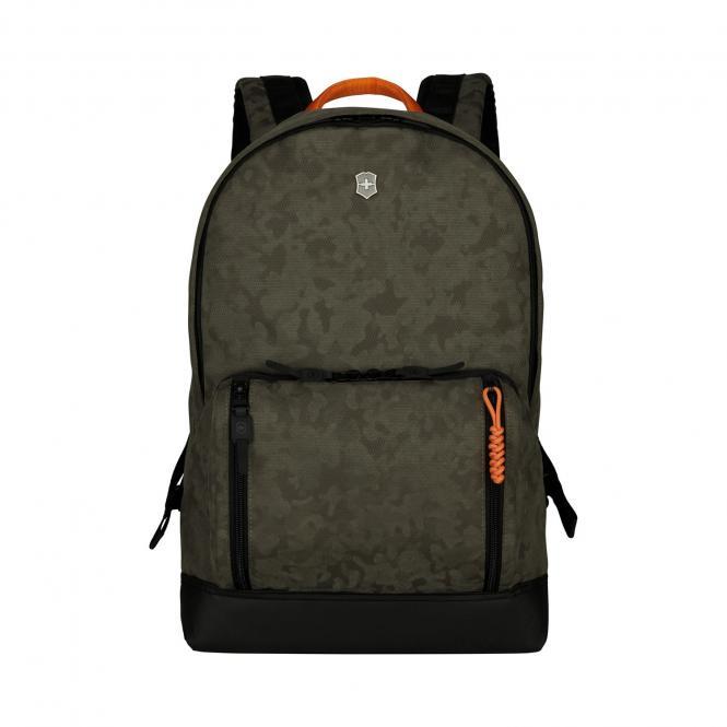 "Laptop Backpack 15.4"" Olive Camo"