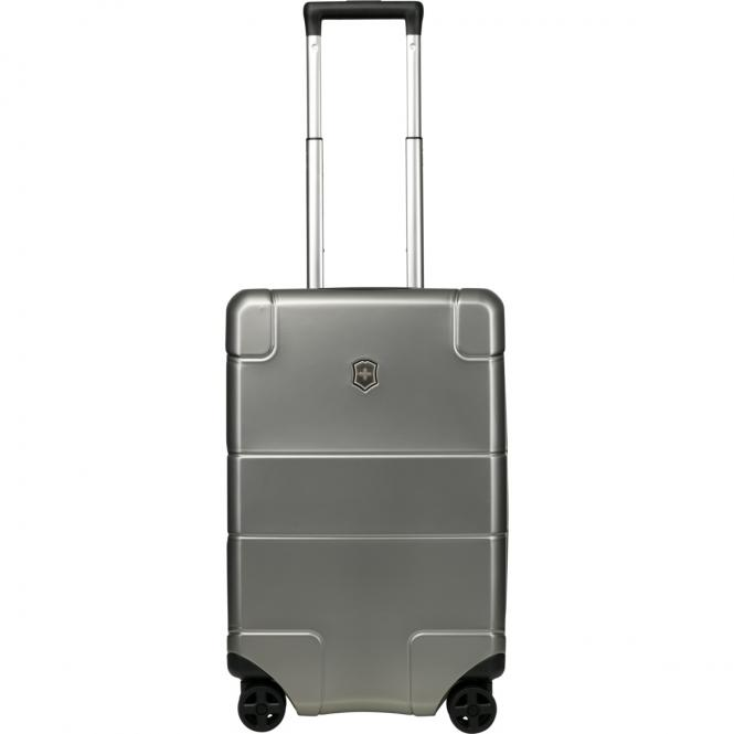 Frequent Flyer Hard Side Carry-On Titanium