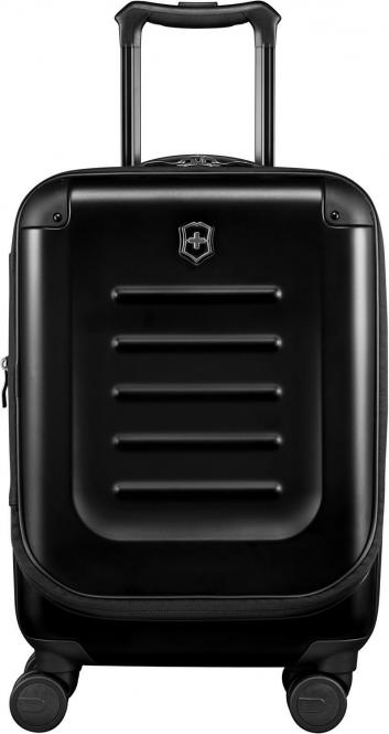 """Compact Global Carry-On mit Laptopfach 15.6"""" Schwarz"""