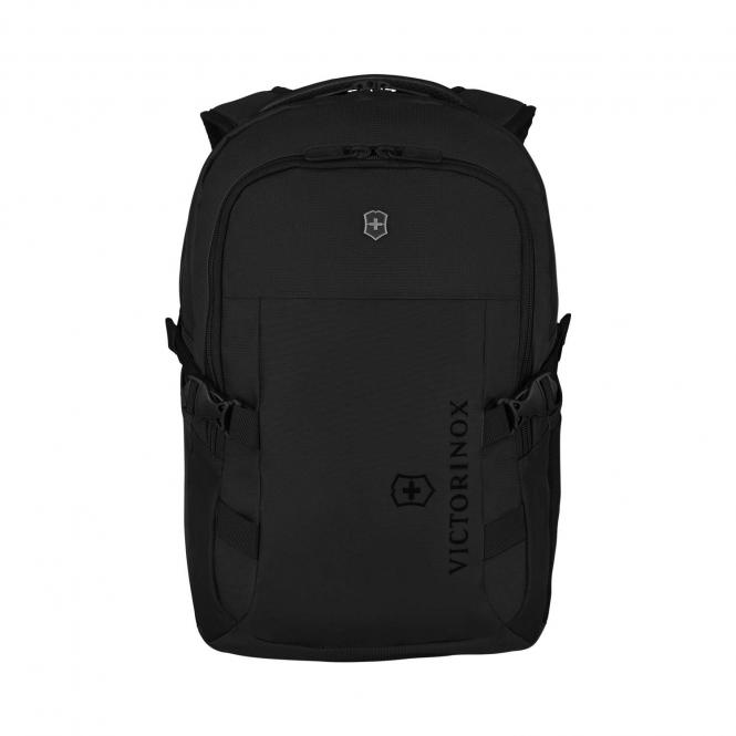 "Compact Backpack 16"" Black"