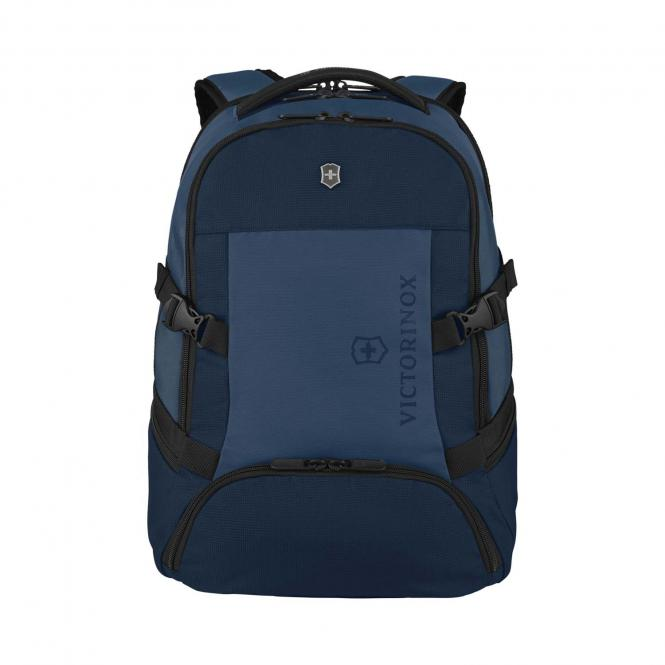 "Deluxe Backpack 16"" Deep Lake/ Blue"