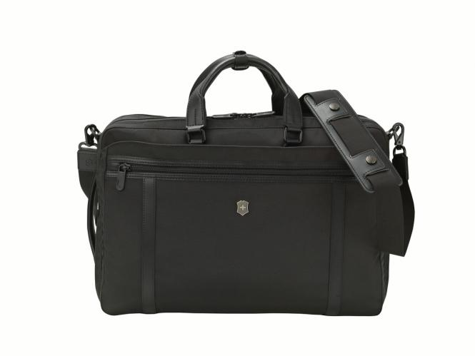 "Laptop Bag ""2-Way Carry"" schwarz"