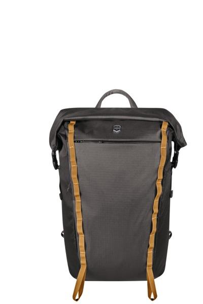 """Rolltop Laptop Backpack 15.4"""" Grau"""