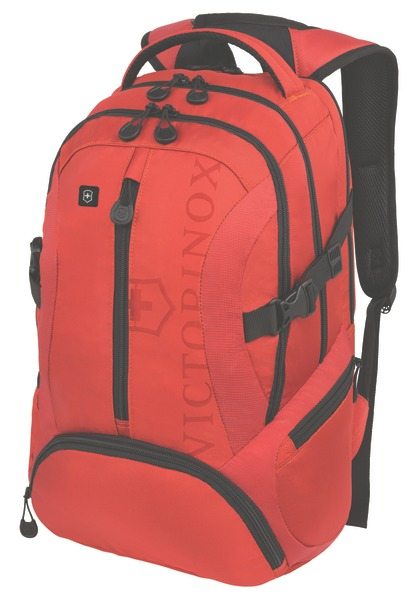 Scout Backpack mit 16 Zoll Laptopfach Rot