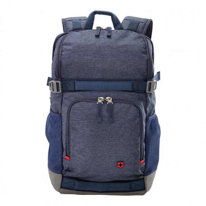 """Laptop-Rucksack 16"""" mit Tablet-Fach blau"""