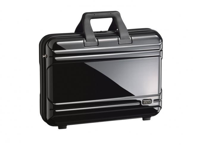 Laptop Attache 4 Zoll black