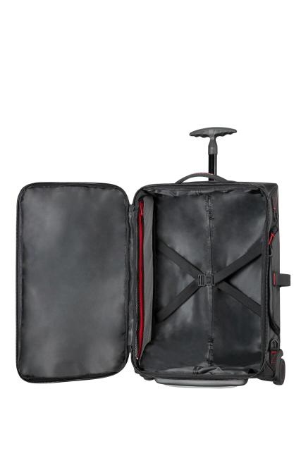 samsonite paradiver light reisetasche mit rollen 55cm rucksack black jetzt auf kaufen. Black Bedroom Furniture Sets. Home Design Ideas