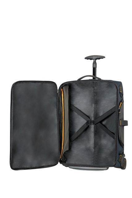 samsonite paradiver light reisetasche mit rollen 55cm rucksack jeans blue jetzt auf. Black Bedroom Furniture Sets. Home Design Ideas