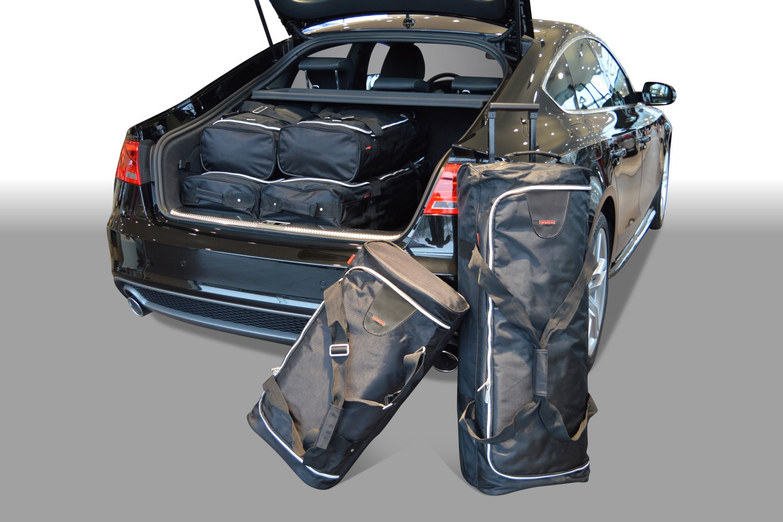 Car Bags Audi A5 Sportback Reisetaschen Set 8ta 2009 2016 3x69l 3x37l Jetzt Online Auf Koffer De Kaufen