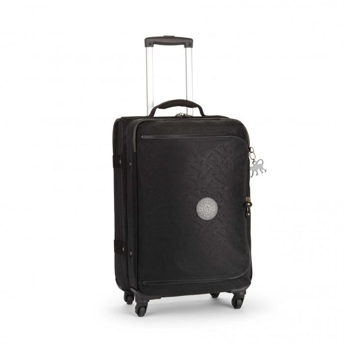 kipling cyrah rollkoffer s 37 5 liter bp black leaf jetzt online kaufen bei. Black Bedroom Furniture Sets. Home Design Ideas
