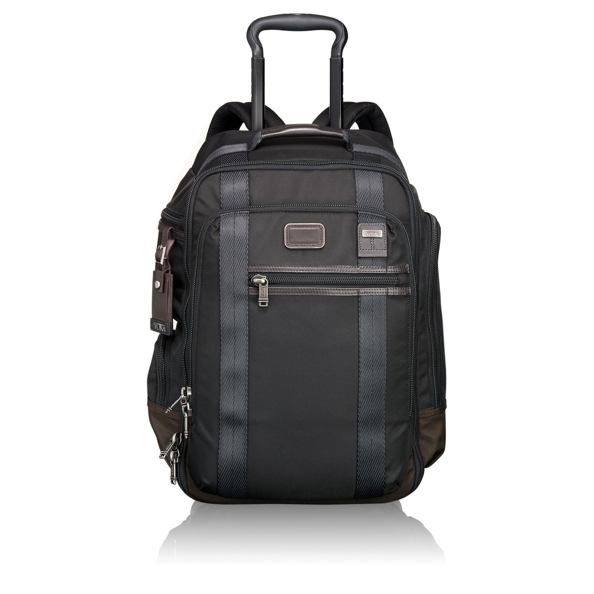 tumi alpha bravo peterson rucksack auf rollen. Black Bedroom Furniture Sets. Home Design Ideas