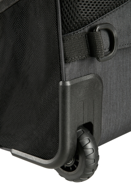 samsonite rewind laptop rucksack 2 rollen 55cm. Black Bedroom Furniture Sets. Home Design Ideas
