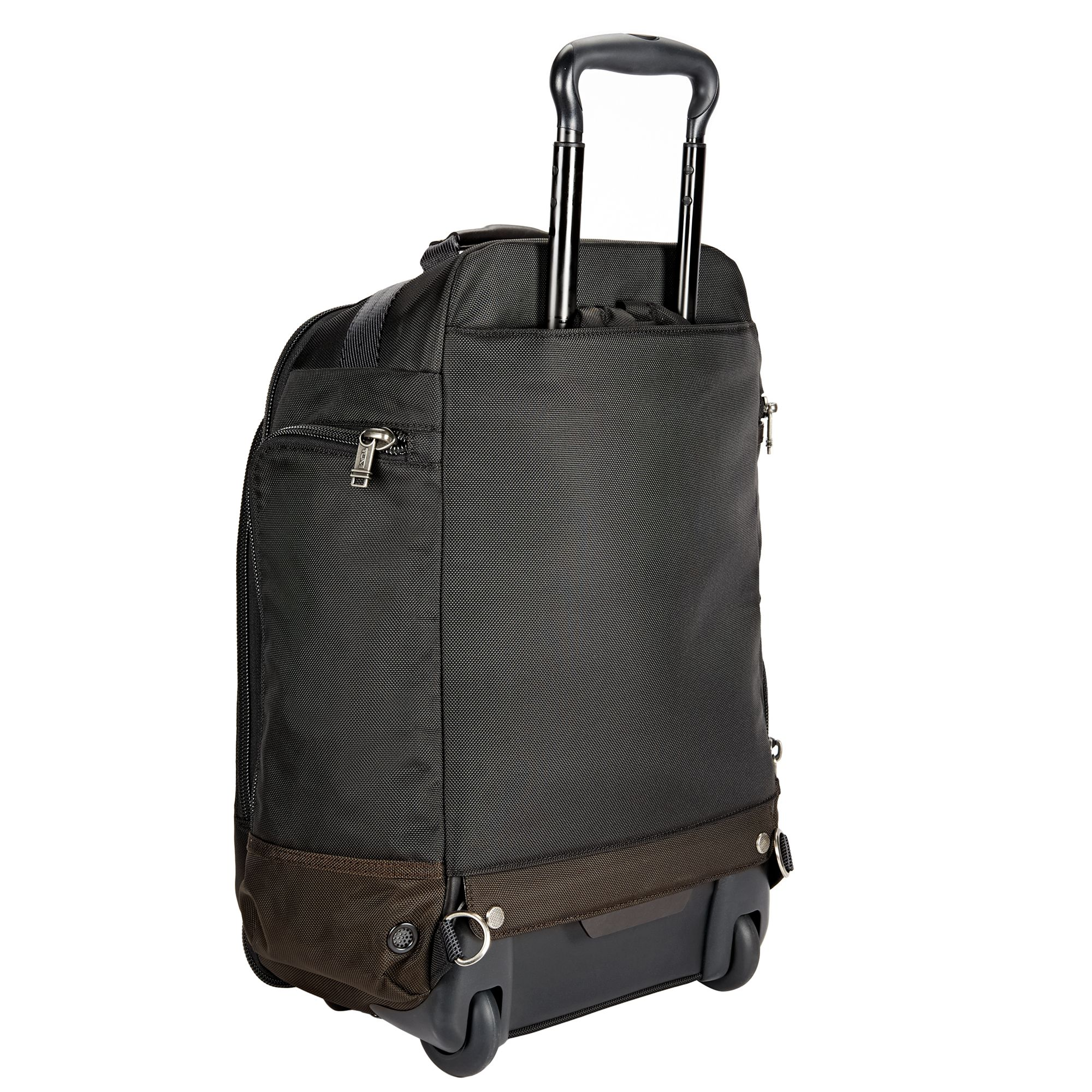 tumi alpha bravo peterson rucksack auf rollen hickory. Black Bedroom Furniture Sets. Home Design Ideas